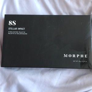 Morphe highlighter palette